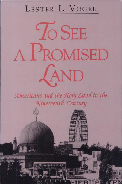 Download To See A Promised Land Book