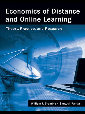 Economics of Distance and Online Learning PDF