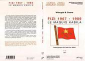 FIZI 1967-1986: Le maquis de Kabila