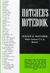 Hatcher's Notebook