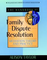 The Handbook of Family Dispute Resolution PDF