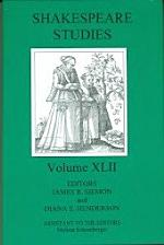 Shakespeare Studies, vol. 42