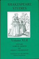 Shakespeare Studies  vol  42 PDF