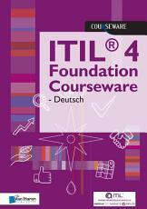 ITIL   4 Foundation Courseware   Deutsch PDF