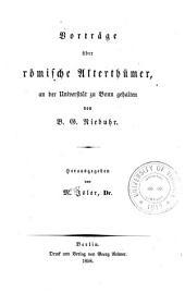 Historische und philologische vorträge, an der Universität zu Bonn gehalten: abth. länder- und völkerkunde. 1851