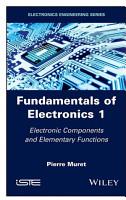 Fundamentals of Electronics 1 PDF