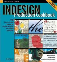 InDesign Production Cookbook PDF