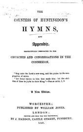 The Countess of Huntingdon's Hymns, and Appendix ... A New Edition. [With a Preface by G. H., I.e. G. Hewlings.]