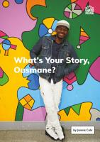 What s Your Story  Ousmane  PDF