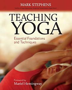 Teaching Yoga Book