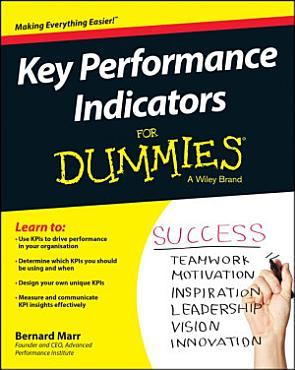 Key Performance Indicators For Dummies PDF