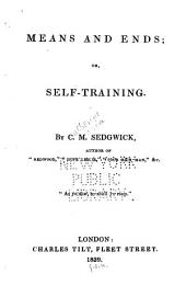 Means and Ends, Or, Self-training