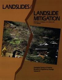Landslides/landslide Mitigation