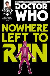 Doctor Who: The Eleventh Doctor #2.5: The Judas Goatee