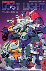 Transformers Lost Light Vol 4 Book PDF