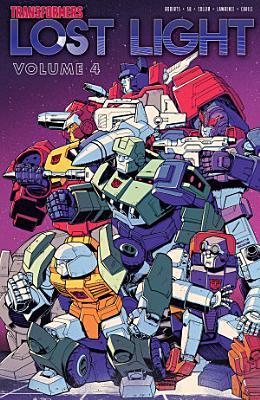 Transformers  Lost Light  Vol  4