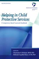 Helping in Child Protective Services PDF