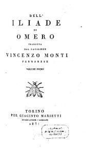 Iliade: Volume 1