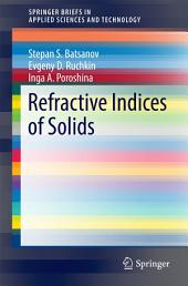 Refractive Indices of Solids