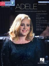 Adele - Pro Vocal Women's Edition: Volume 56