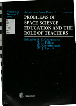 Problems of Space Science Education and the Role of Teachers