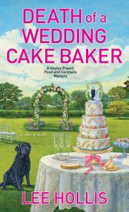 Death of a Wedding Cake Baker Book