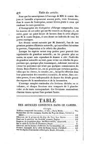 Bulletin des sciences naturelles et de géologie: Volume16