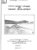 Short Course on Roadside Development