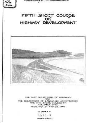 Short Course on Roadside Development PDF