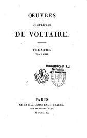 Oeuvres complètes de Voltaire: Volume19