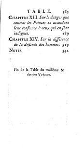 Contes et fables indiennes, de Bidpaï et de Lokman: traduites d'Ali Tchelebi-ben-Salch, auteur turc, Volume3