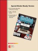Loose Leaf Practical Business Math Procedures Brief w Handbook  DVD PDF