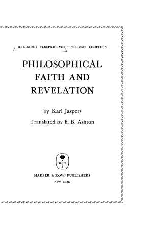 Religious Perspectives PDF