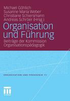 Organisation und F  hrung PDF