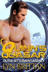 Quinn's Quasar: A Sci-Fi Futuristic Romance
