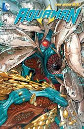 Aquaman (2011-) #34