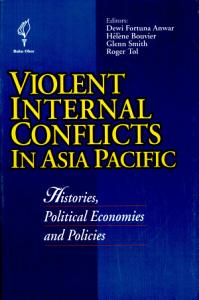 Violent Internal Conflicts in Asia Pacific Book