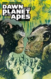 Dawn of the Planet of the Apes #5 (of 6): Volume 5