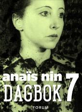 Dagbok 7: 1966-1974
