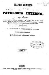 Tratado completo de patología interna: Volumen 6