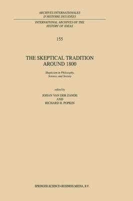 Download The Skeptical Tradition Around 1800 Book