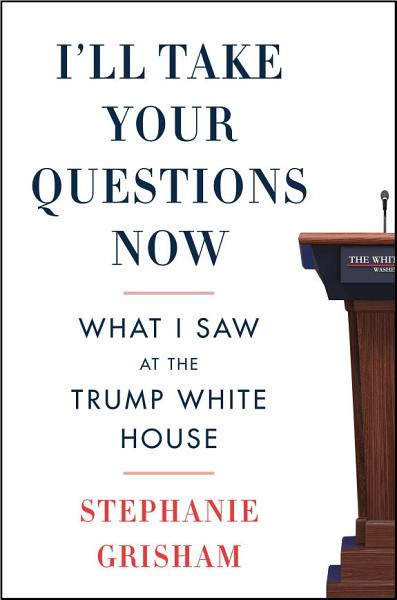 I'll Take Your Questions Now Pdf Book