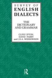 Survey Of English Dialects Book PDF