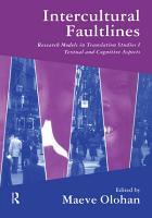 Intercultural Faultlines PDF