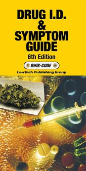 Drug I.D. & Symptom Guide 6th Edition QWIK-CODE