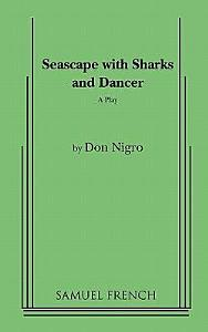 Seascape with Sharks and Dancer Book