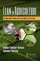 Lean in Agriculture PDF
