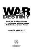 War and Destiny PDF