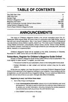 Children s Magazine Guide PDF