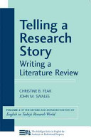 Telling a Research Story Book